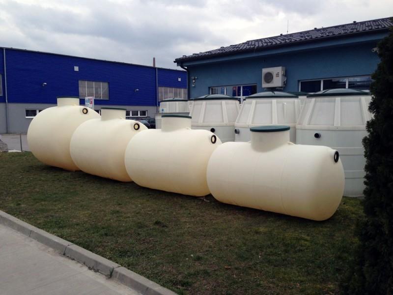 Ukochany Zbiorniki na wodę, ścieki olej opałowy – w katalogu produktów  EK-86